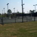 Carmel Country Club Charlotte Clay Har Tru HydroCourt Tennis New Construction- 1