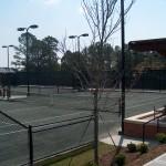 Carmel Country Club Charlotte Clay Har Tru HydroCourt Tennis New Construction- 2