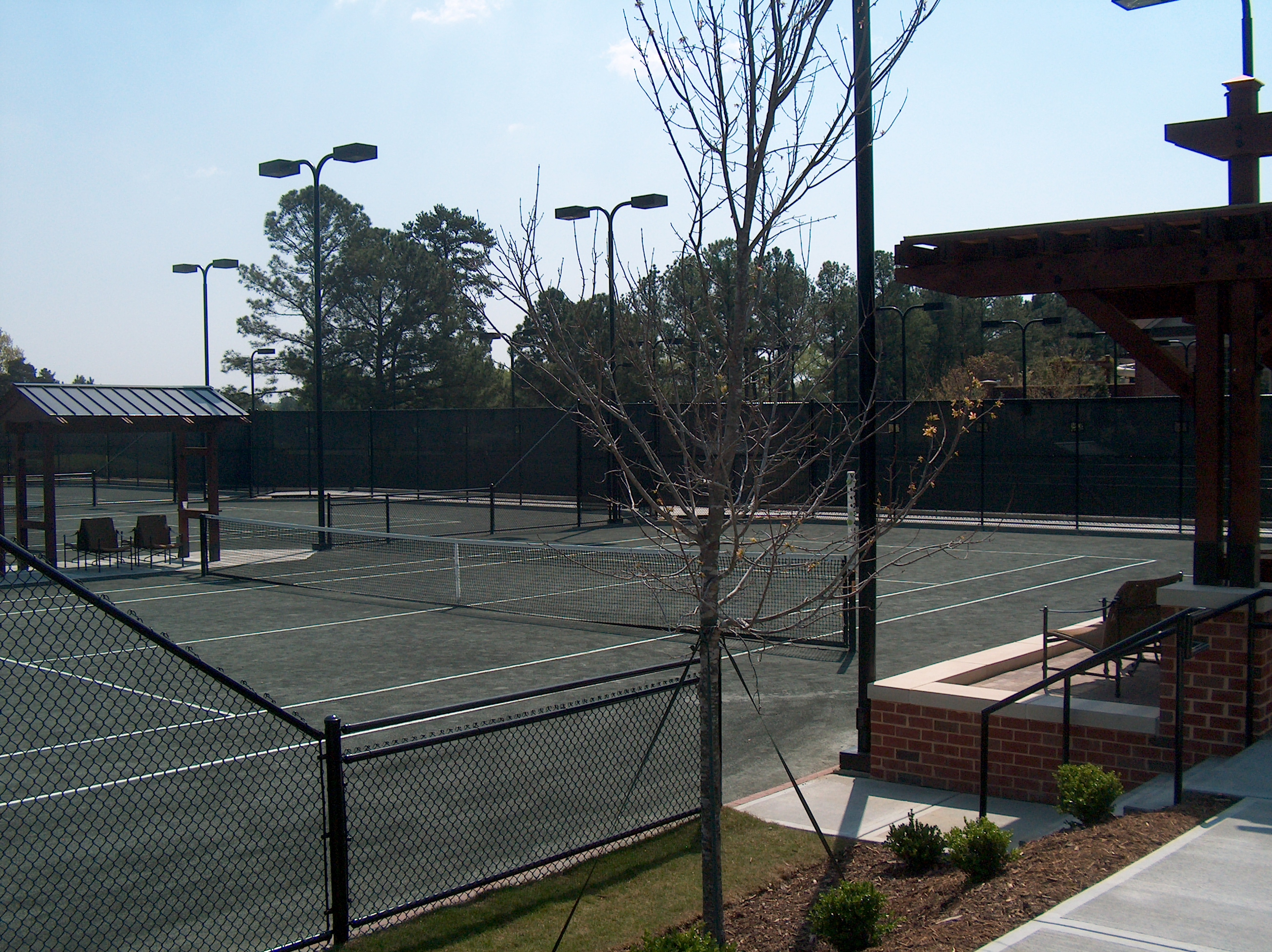 Clay Tennis Courts Clay Court Tennis Maintenance