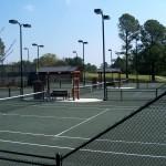 Carmel Country Club Charlotte Clay Har Tru HydroCourt Tennis New Construction- 3