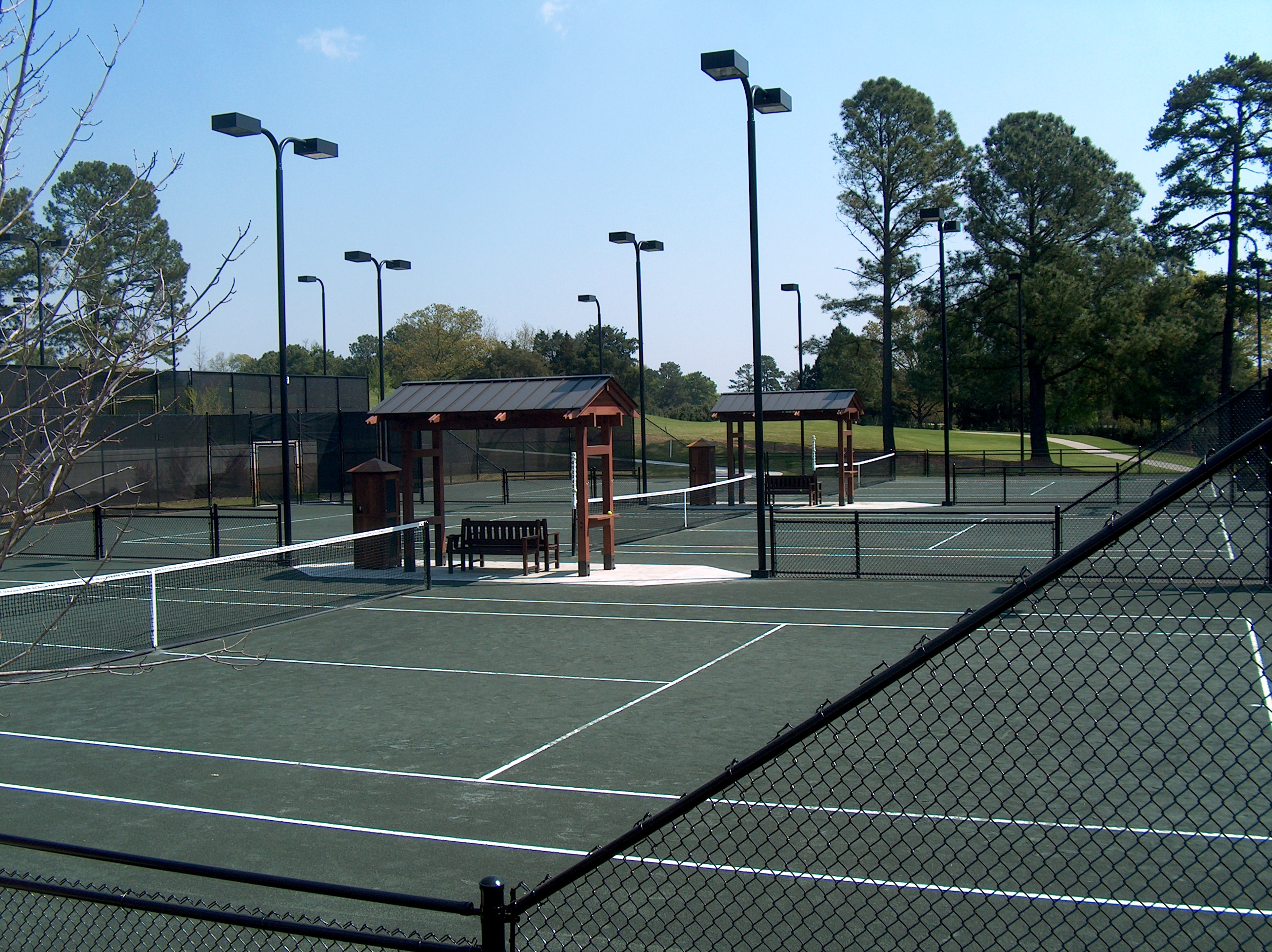 Clay Tennis Courts Clay Court Tennis Maintenance