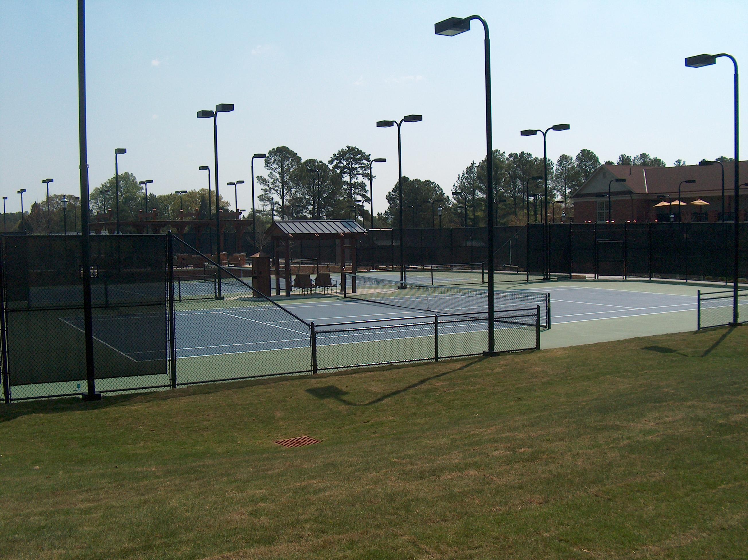 Tennis Courts Court Builders Tennis Court Construction