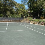 Carrboro Residential Clay Har Tru HydroCourt New Construction- 4