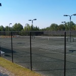 Clayton Clay Har Tru Tennis Courts New Construction