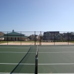 Fayetteville Tennis Court New Construction- 2