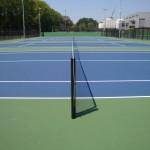 NCSU Tennis Courts New Construction- 1