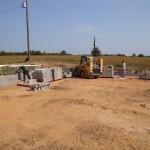 St. Pauls Church NC Tennis Court New Construction- 3