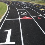 Heritage High School Wake Forest Latex Track New Construction- 2
