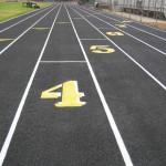 Latex Track New Construction